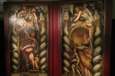 Il Correggio e Il Parmigianino