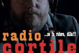 radio cortile locandina