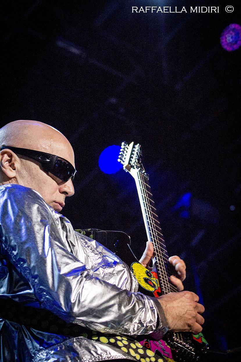 G3 live al Rock in Roma 2016 - Joe Satriani, Steve Vai e The Aristocrats