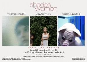 Shades of women