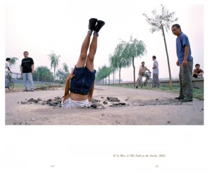 """Li Wei falls to the Earth"" (Li Wei, 2002)"