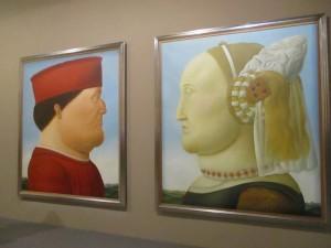 Le opere di Fernando Botero in mostra – SUL PALCO