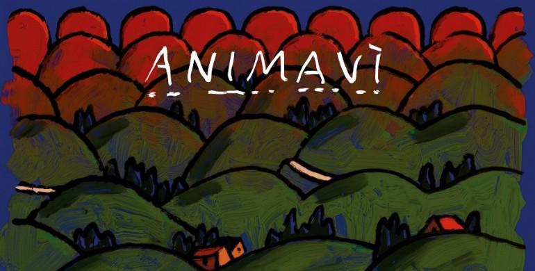 logo disegno ANIMAVI' 2017 piccolo