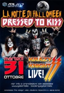 LA REUNION DEI DRESSED TO KISS