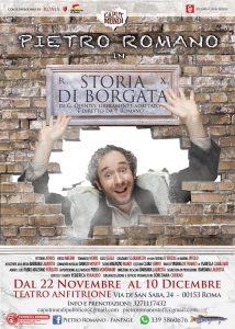 LA STORIA DI BORGATA DI PIETRO ROMANO