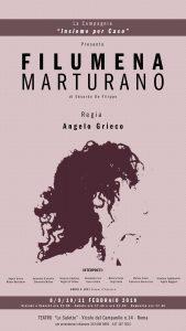A GRANDE RICHIESTA TORNA FILUMENA MARTURANO AL LE SALETTE