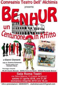 BEN HUR – UN CENTURIONE IN AFFITTO