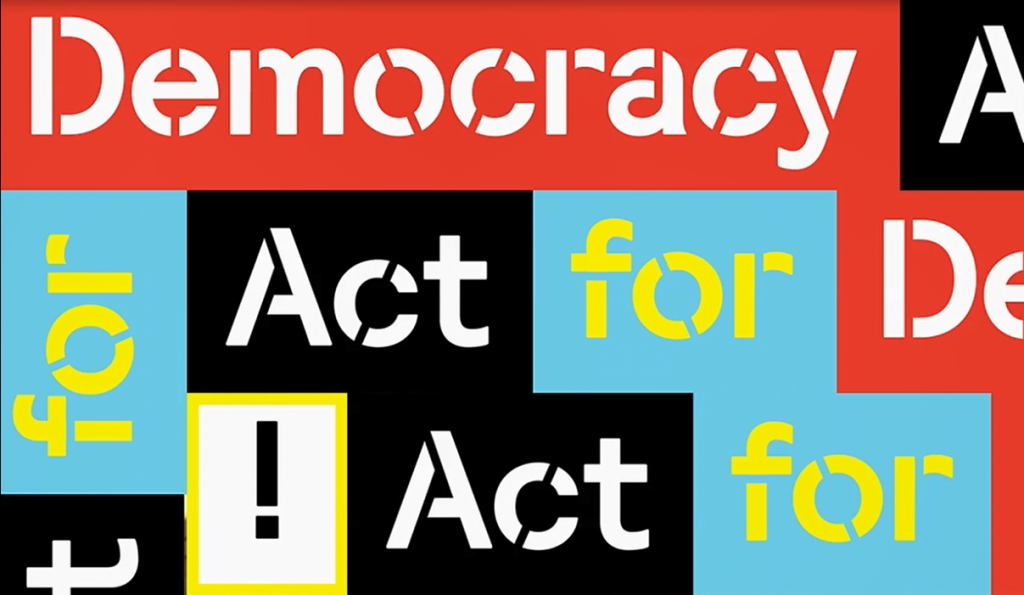 Act for Democracy. Biennale di arte e cultura europea