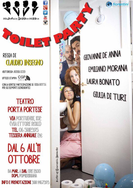 Toilet Party