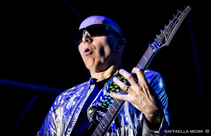 G3 live al Rock in Roma 2016 - Joe Satriani, Steve Vai e The Aristocrats