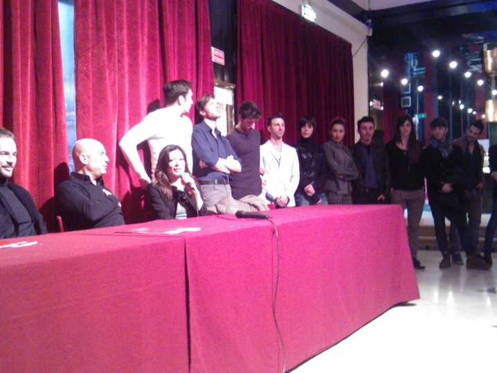In cs al #teatro #sistina