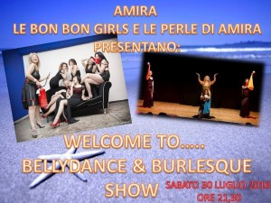 BON BON GIRLS E SERATA ZERO, UN SUCCESSONE
