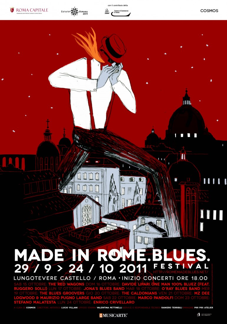 Made in Rome. Blues