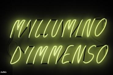 Neon, la materia luminosa dell'arte