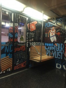 New York City Subway, canta che ti passa.