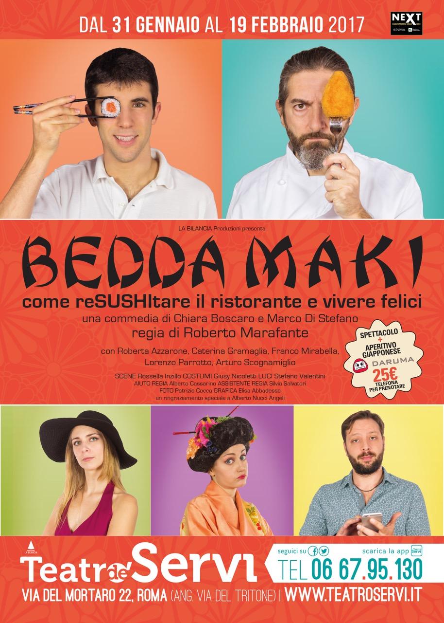 Bedda Maki: come reSUSHItare il ristorante e vivere felici
