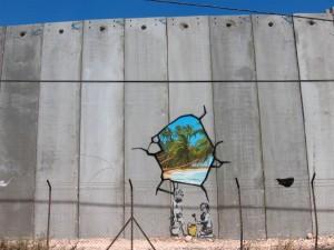 Banksy-Israele