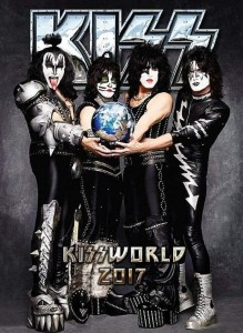 KISS WORLD 2017