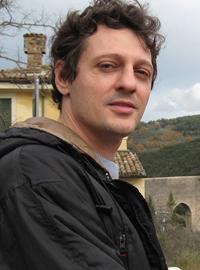 L'autore del libro Riccardo Rosati