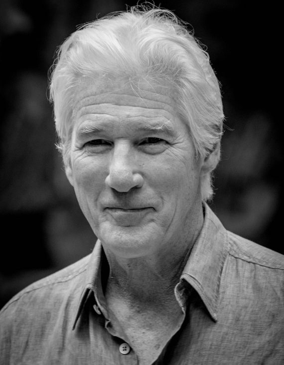 Richard Gere - Norman Photocall in Rome