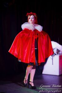 SAN VALENTINO BURLESQUE AL KILL JOY