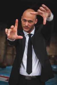 Il regista ed attore Fabio Massa di nuovo sul set – SUL PALCO