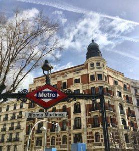 QUATTRO GIORNI A MADRID