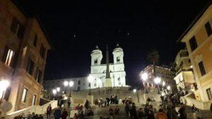 LA GRANDE BELLEZZA DI ROMA AL CALAR DEL SOLE