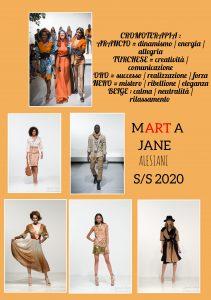 LE CREAZIONI DI MARTA JANE ALESIANI