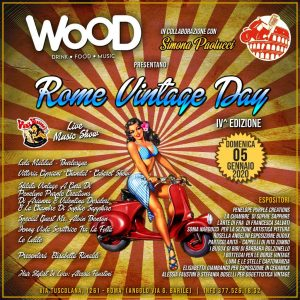 ROME VINTAGE DAY