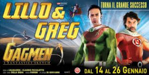 I GAGMEN LILLO & GREG