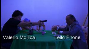 """LA """"PARTITA MORTALE"""" DI VALERIO MOLLICA"""